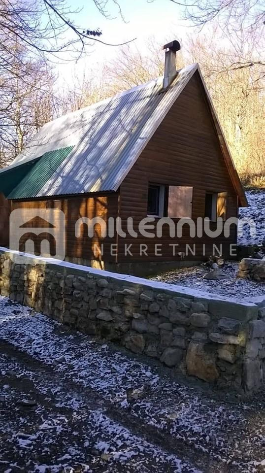 Gorski Kotar, Lič, kuća za 15.000€/hrk