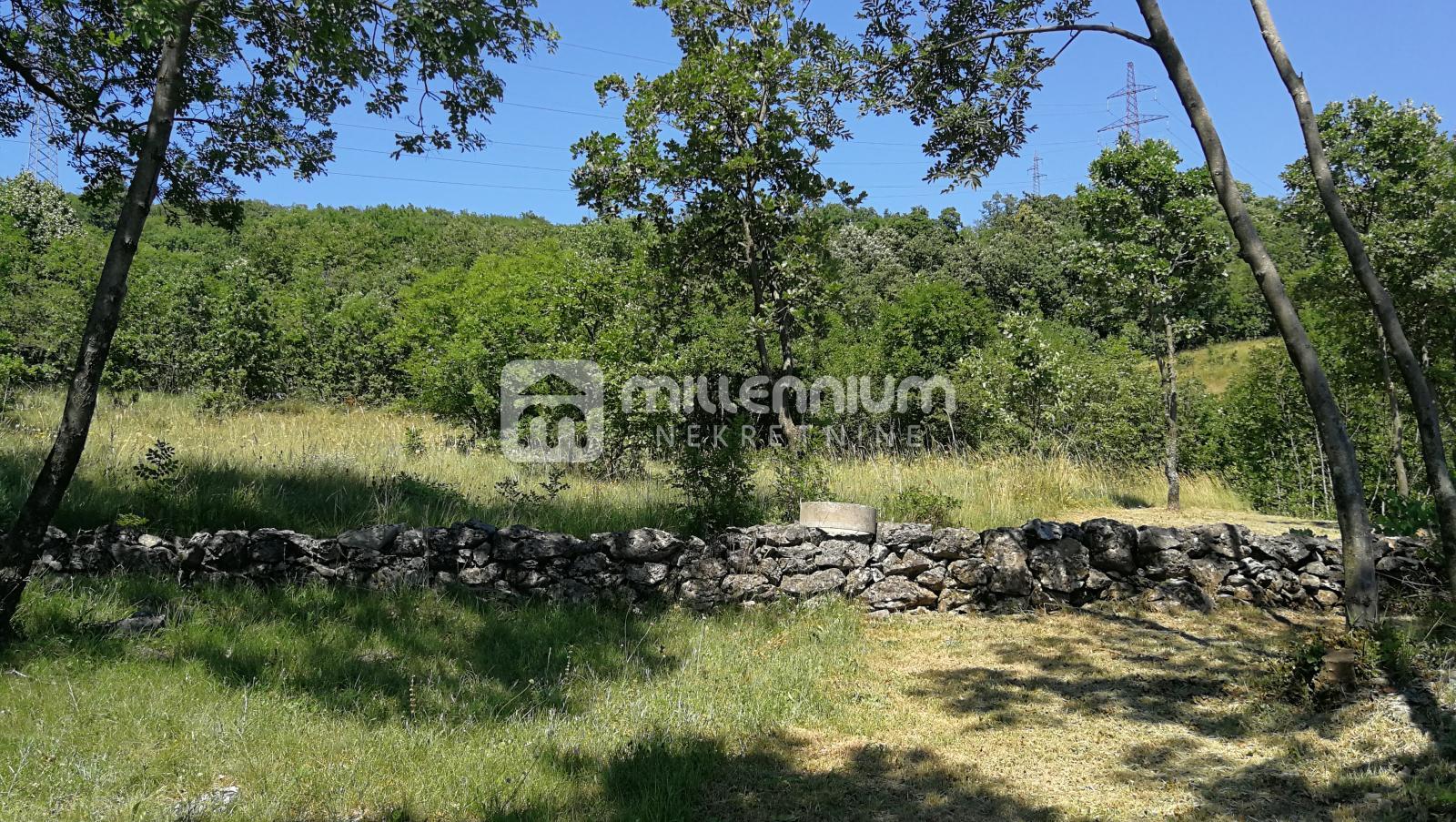 Rijeka, Gornja Drenova, zemljište od 2.063m2