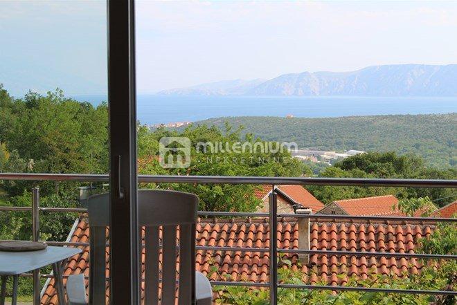 Bribir, 49m2, 1-sobni stan s db, balkon