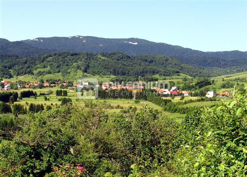 Gorski Kotar, Mrkopalj, zemljište od 732m2