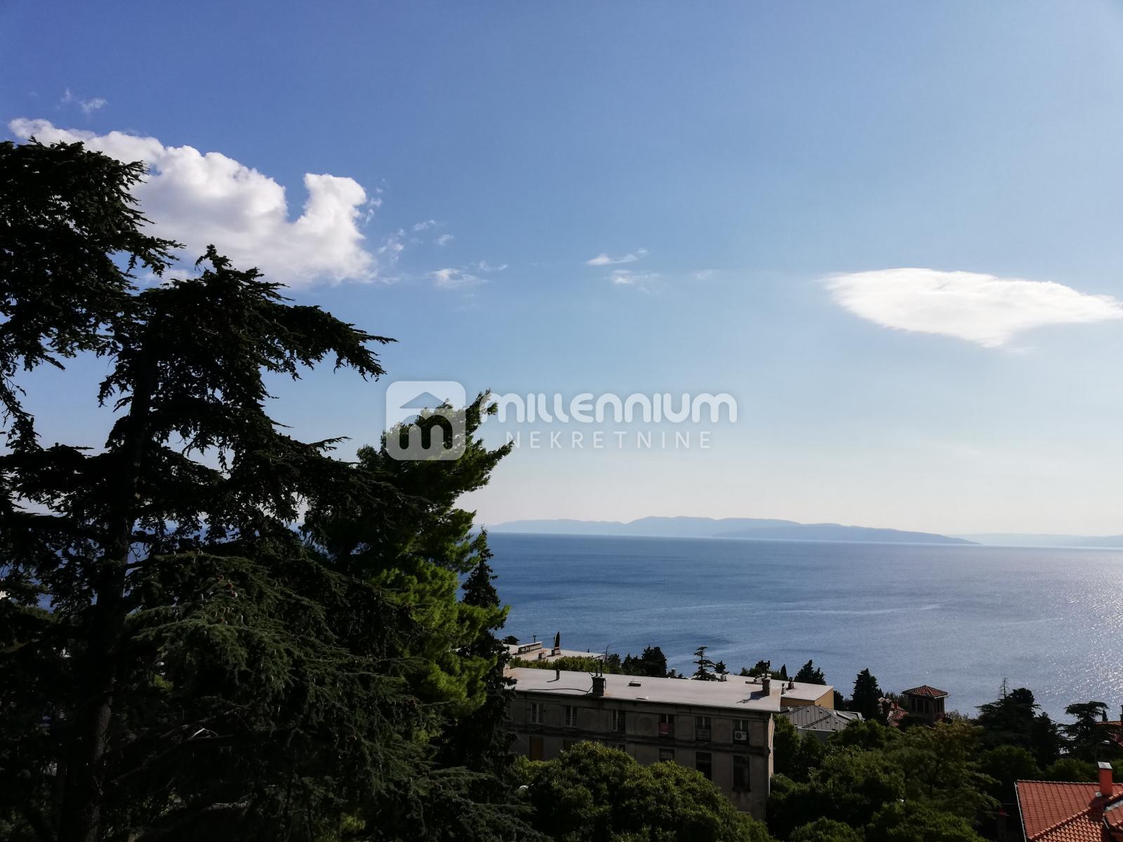 Pećine, 78m2, 2s+db, balkon i pogled na more