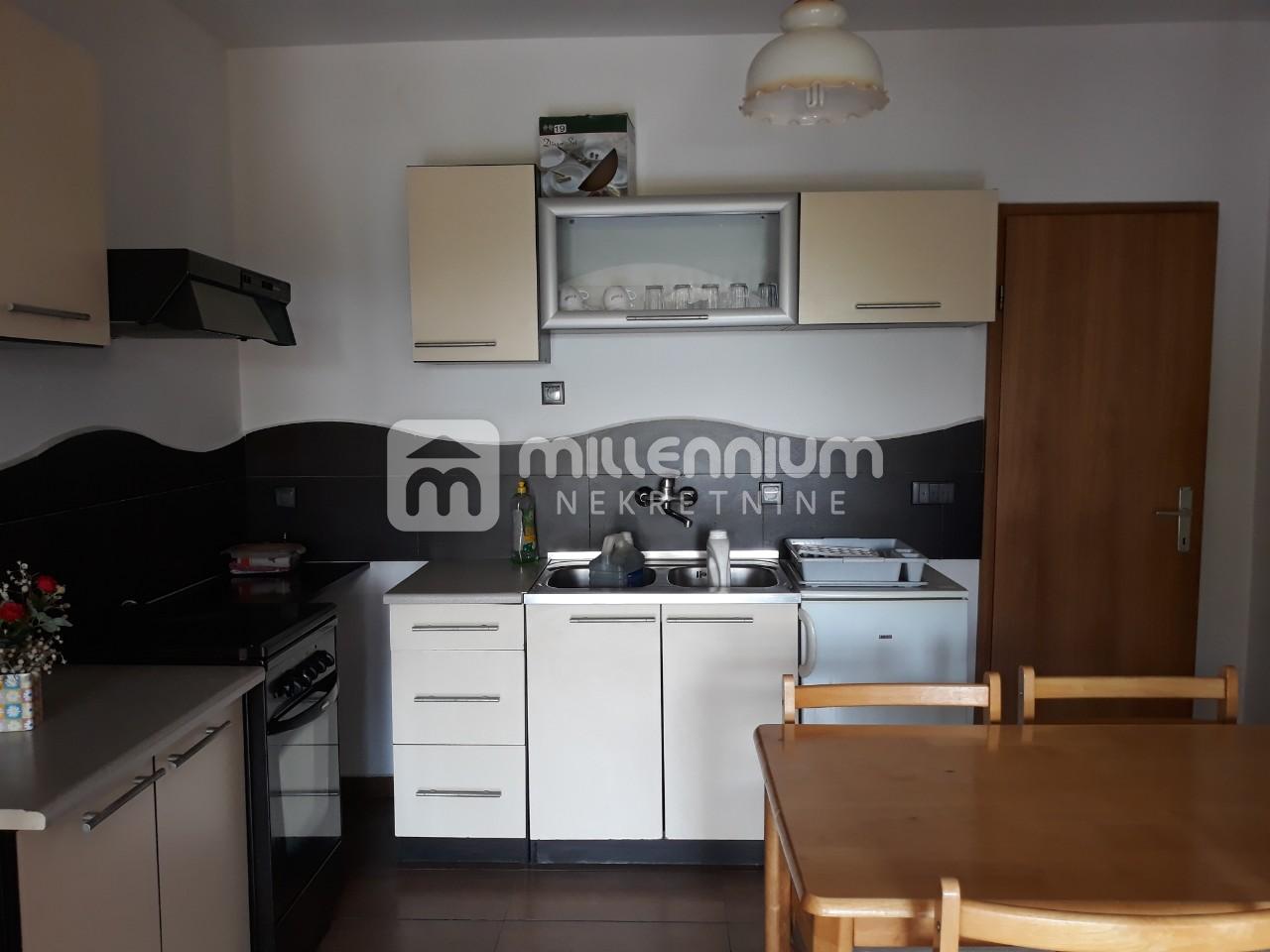 Najam, Rijeka, Drenova, 80m2, etaža s okućnicom