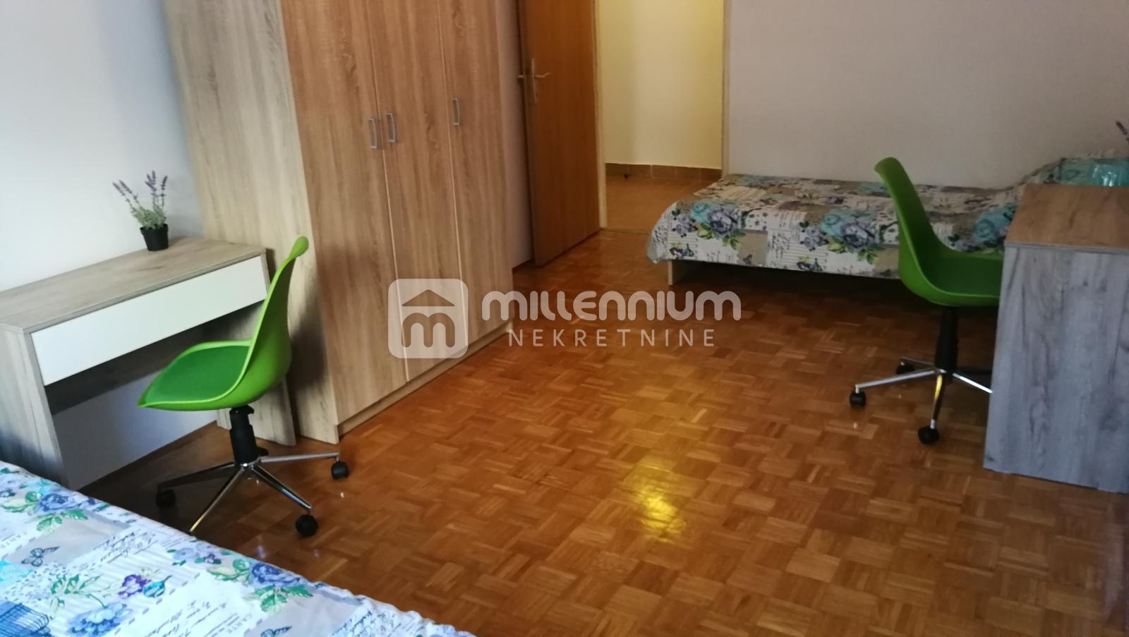 Najam, Rijeka, Krnjevo, namješten 3-sobni stan s db