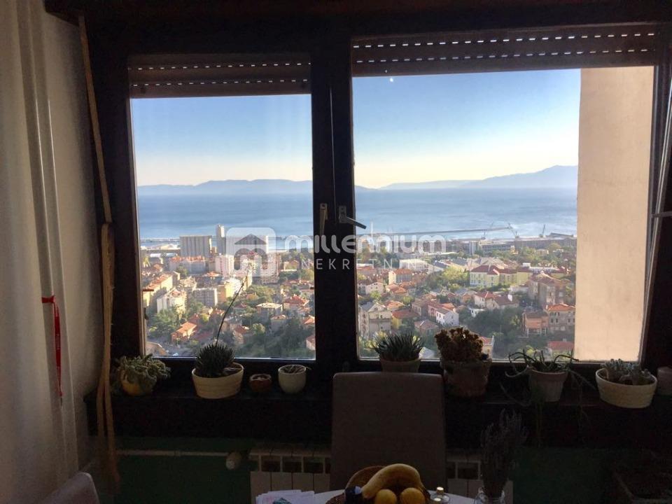 Rijeka, Rastočine, 73.92m2, 2-sobni stan s db, lođa