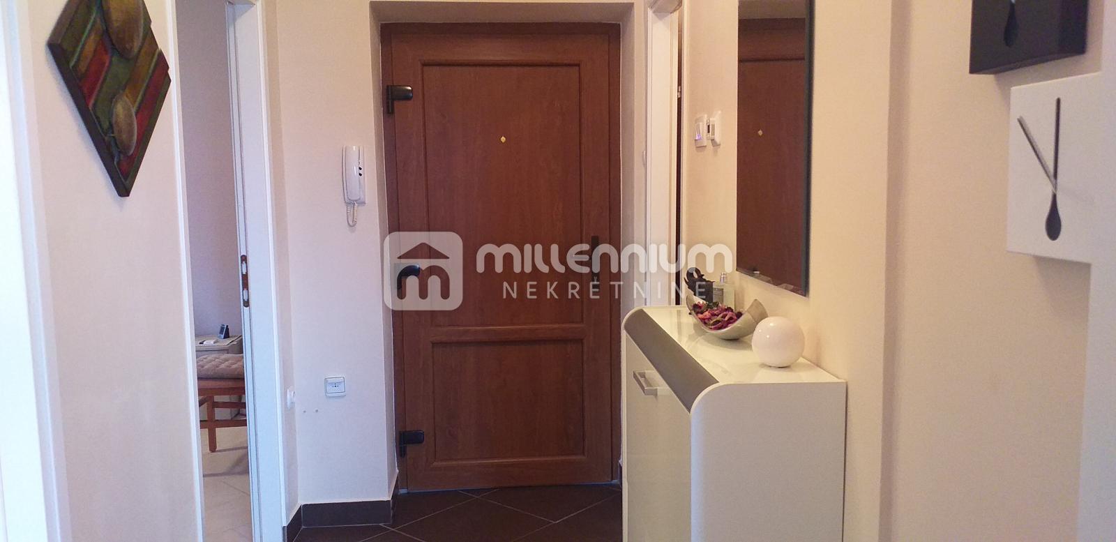 Rijeka, Krnjevo, 51.70m2, adaptiran 2-sobni stan, balkon