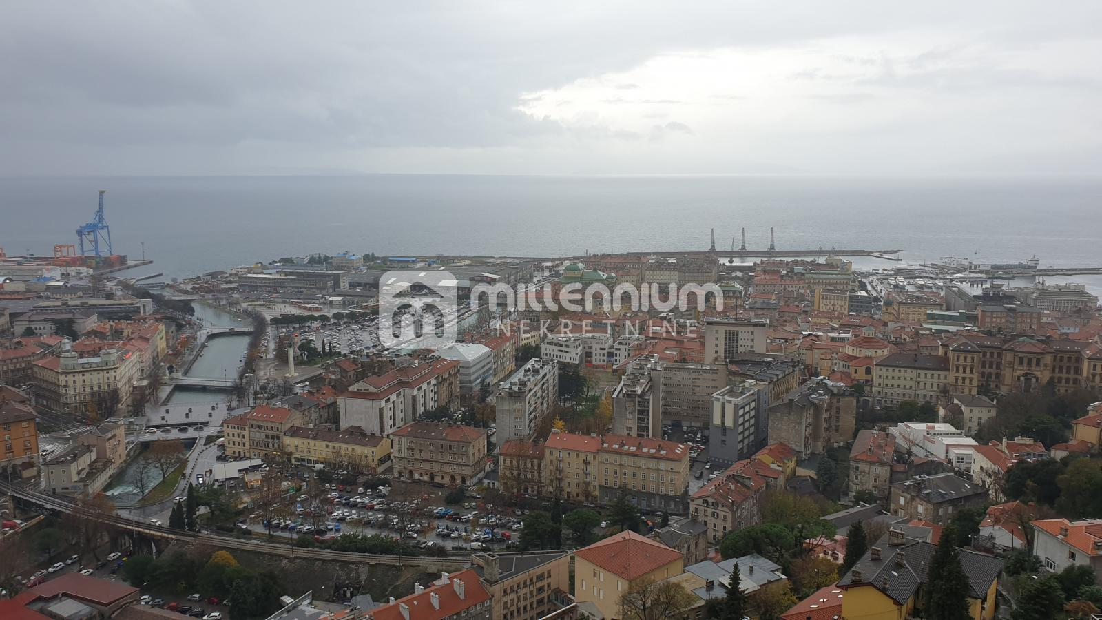 Rijeka, Kozala, 4-sobni stan s 3 balkona