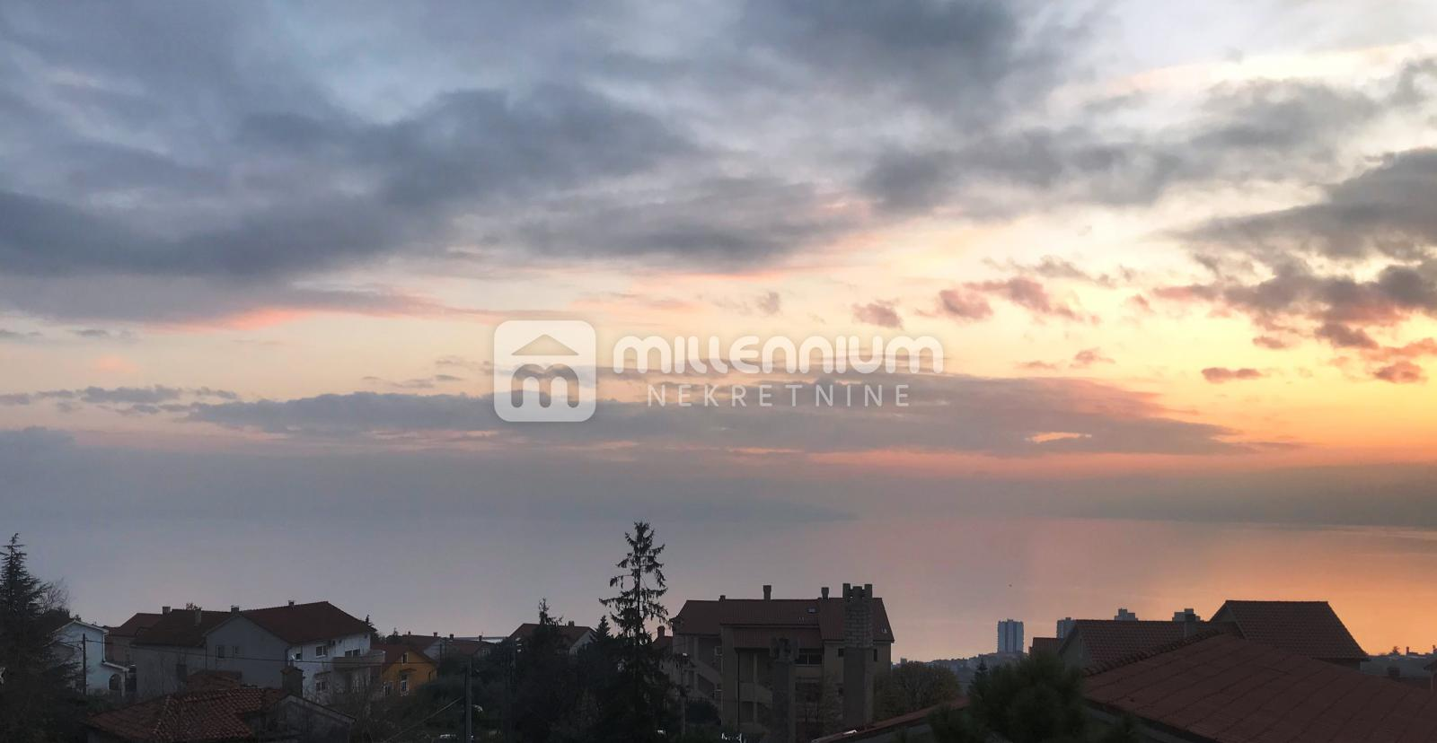 Rijeka, Donja Drenova, 2-sobni stan s db, panoramski pogled