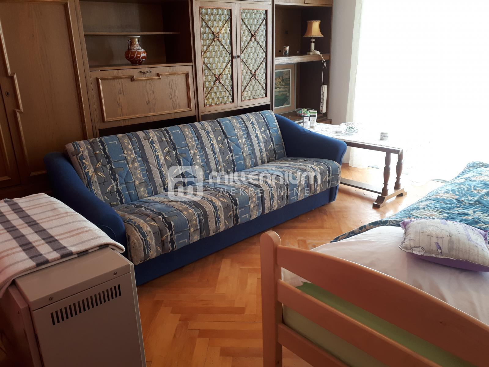 Rijeka, Donja Vežica, 62.27m2, 3-sobni stan, lođa
