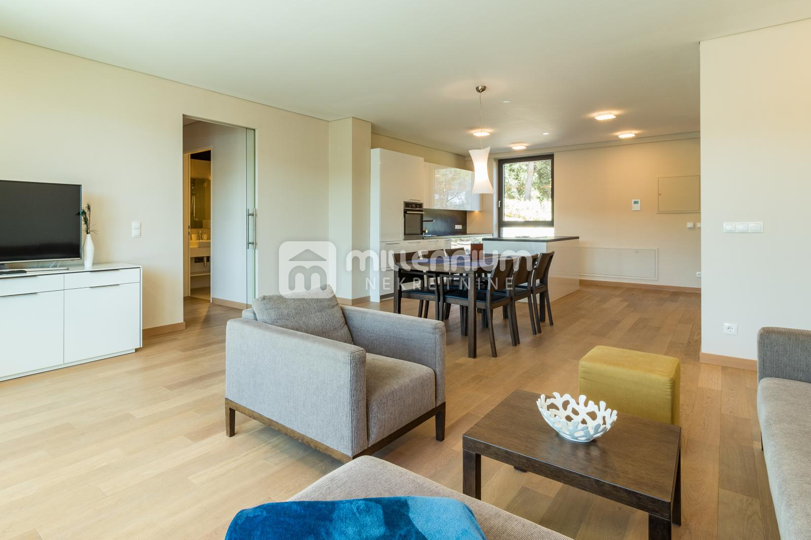 Istra, Rabac, 137.95m2, luksuzan apartman