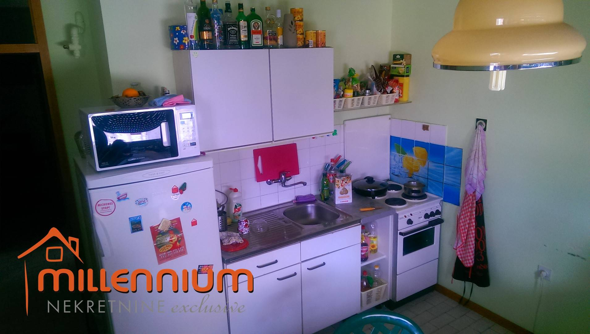 Stan, Rijeka, Turnić, 62m2, 2S KL