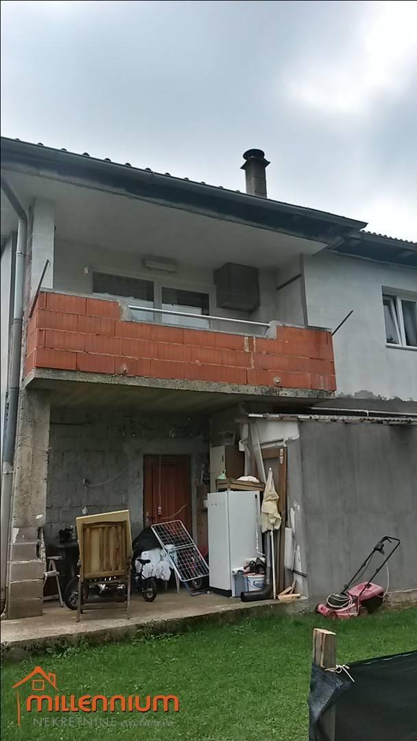 Kuća, Rukavac, 130m2, P+1, 140.000€