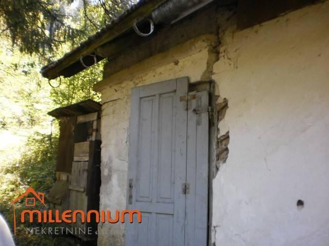 Kuća, Gorski Kotar, Moravice, 80m2, prizemnica za uređenje, 29.000€