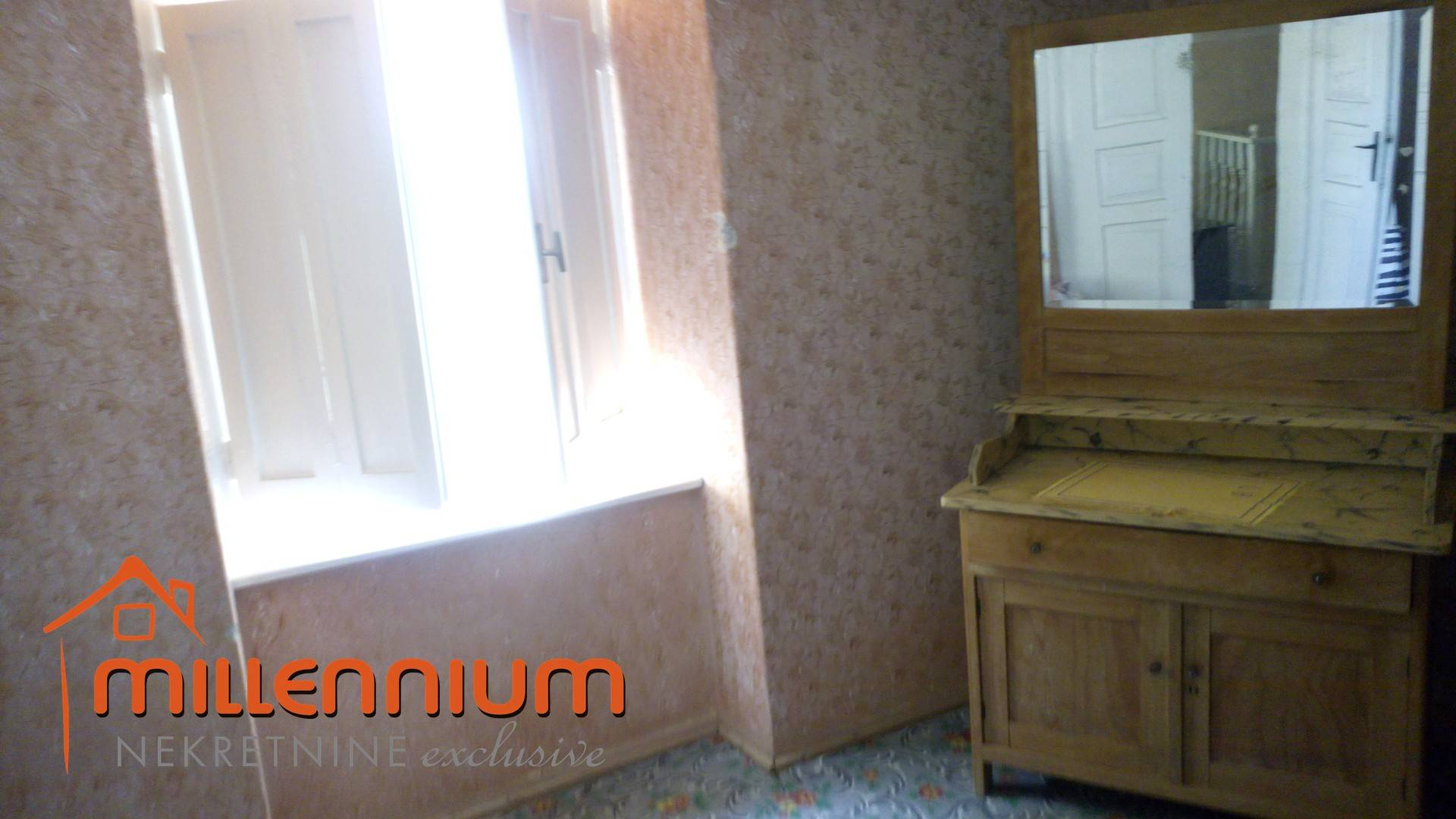 Kuća, Rijeka prigrad, Hreljin, 120m2, 850m2 okućnice