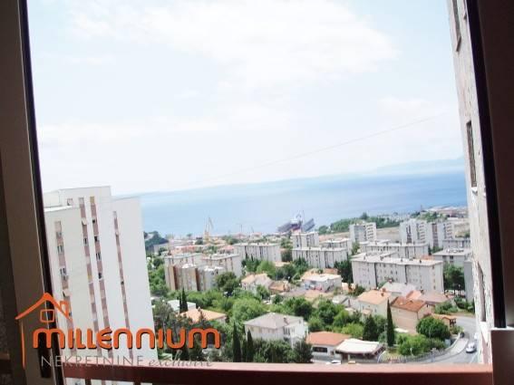 Stan, Rijeka, Gornja Vežica, 79m2, 3-sobni s db