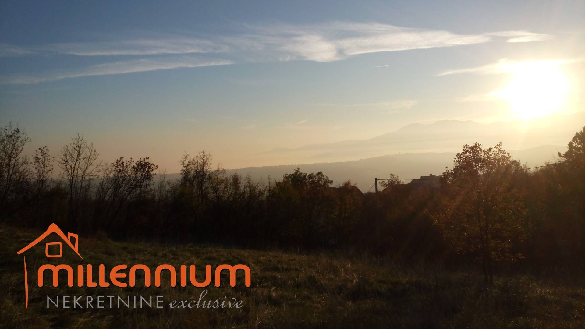 Viškovo, Marčelji, građevinsko zemljište od 2194m2