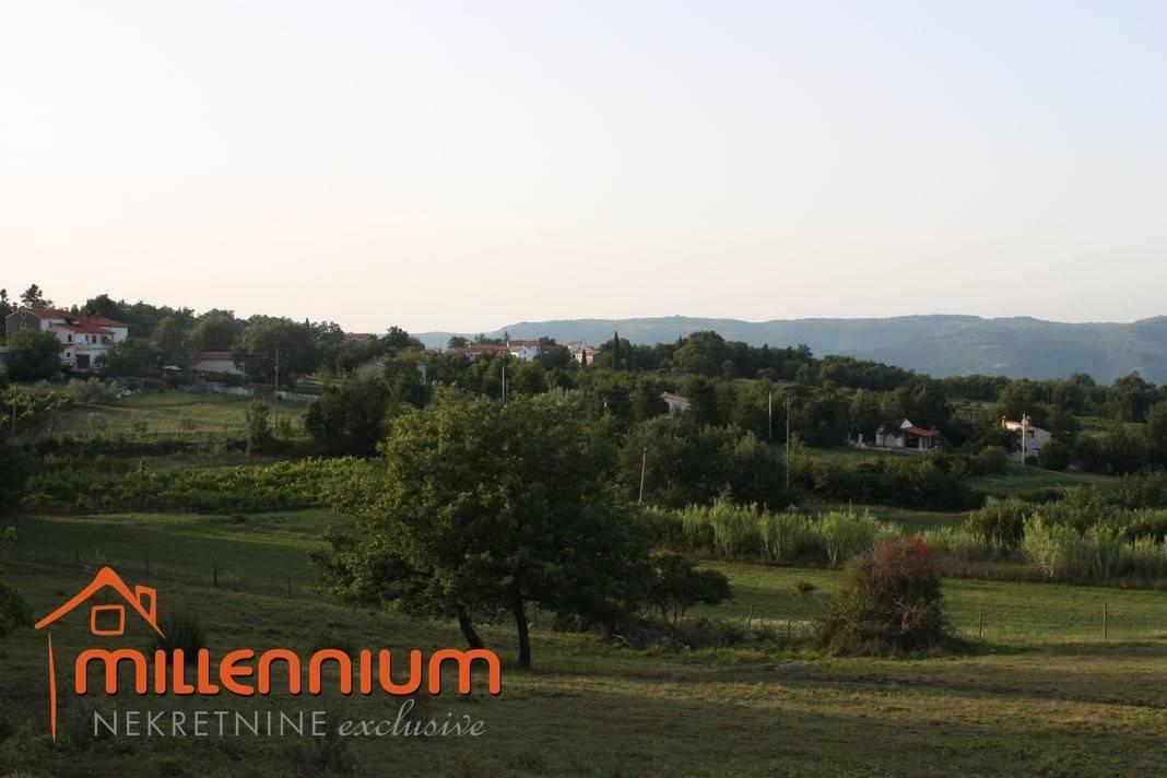 Istra, Karojba, poljoprivredno zemljište od 14.700m2