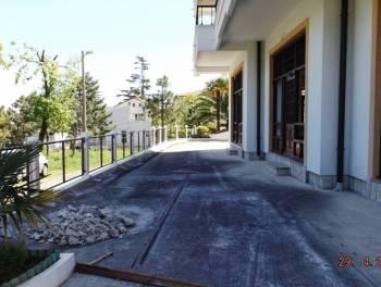 Lovran, novogradnja, poslovni prostor u luksuznoj, urbanoj vili