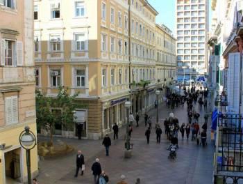 Rijeka, Centar, 35m2, stambeni ili uredski prostor