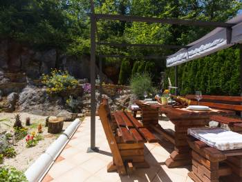 Najam, Lovran, prekrasna vila s bazenom i pogledom na cijeli Kvarner