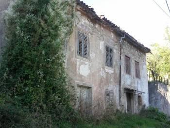 Grobnik, kuća-ruševina za 20.000€/hrk