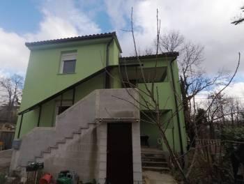 KUĆA, RIJEKA, KASTAV, 136m2, DVA STANA
