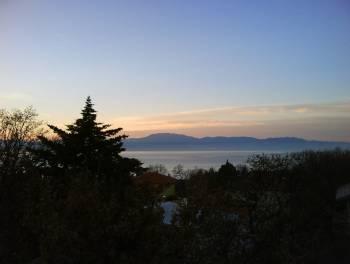 Otok Krk, Njivice, apartman 2s+db s terasom