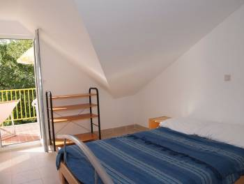 Otok Krk, Njivice, apartman 1s+db s terasom
