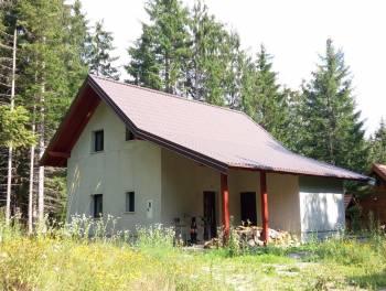 Gorski kotar, Mrkopalj, novogradnja, kuća od 110m2
