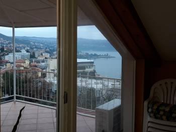 Opatija, etaža s prekrasnim panoramskim pogledom