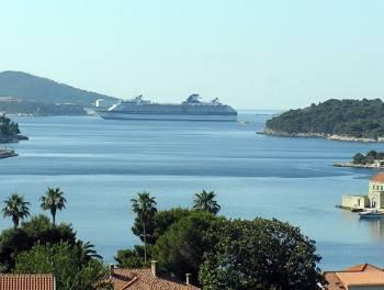 Dubrovnik, građevinsko zemljište u prekrasnoj uvali