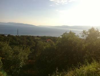 Rijeka, Pulac, građevinski teren s projektom