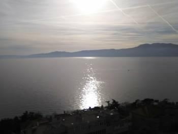 Rijeka, Pećine, 90m2, 3s+db, balkon s pogledom na more