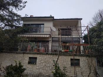 Rijeka, Martinkovac, kuća s garažom i okućnicom