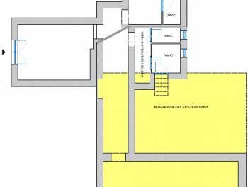 Centar, poslovni prostor od 100m2