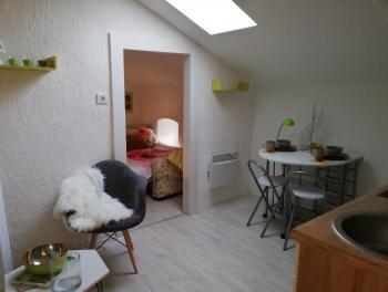 Rijeka, Brajda, moderno uređen 1-sobni stan
