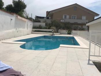 Novi Vinodolski, Klenovica, kuća s bazenom
