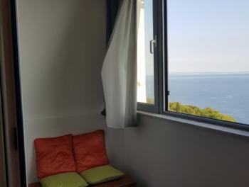 Rijeka, Kantrida, uređen 2-sobni stan s db, pogled