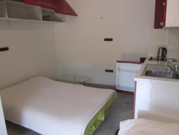 Bribir, 44m2, 2 zasebna studio apartmana s okućnicom