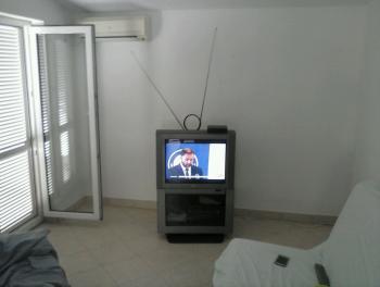 Jadranovo, 1-sobni stan s db, lođa s pogledom na more