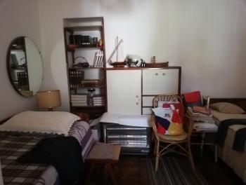 Rijeka, Kozala, 1-sobni stan s db i okućnicom