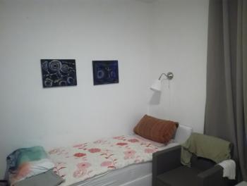 Novi Vinodolski, 2-sobni stan s lođom u centru