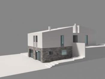 Marčelji, započeta gradnja kuće s 2 stana