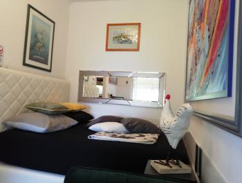 Otok Krk, Malinska, uređen apartman u blizini mora
