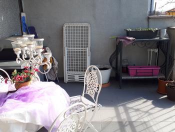 Rijeka, Donja Drenova, etaža, 3s+db, balkon, odlična pozicija
