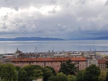 Rijeka, Belveder, 56.25m2, adaptiran 1-sobni stan s db