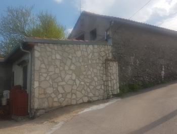 Kastav, kamena kuća na parceli od 1.100m2