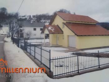 Lika, Otočac, samostojeća kuća, 130m2, 59.900€