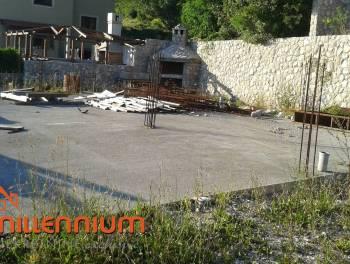 Saršoni ( okolica Rijeke), građevinsko zemljište 0-tom pločom i projektom