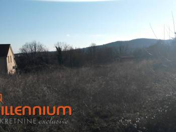 Rijeka prigrad, Čvale, građevinsko zemljište od 1144m2