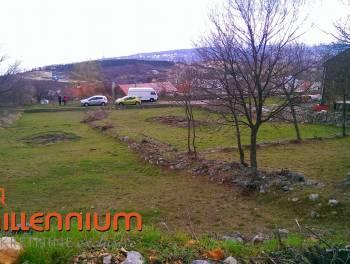 Građevinsko zemljište, Hreljin, 1500m2, panoramski pogled